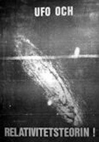 "Tingstedt, Borgny ""UFO och relativitetsteorin"" slutsåld"