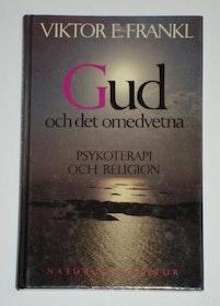 """Frankl, Viktor E """"Gud och det omedvetna - psykoterapi och religion"""" ENDAST 1 EX!"""