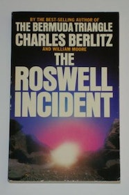 "Berlitz, Charles & William Moore, ""The Roswell Incident"" POCKET SLUTSÅLD"