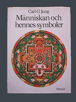 """Jung, Carl G, """"Människan och hennes symboler"""" INBUNDEN"""