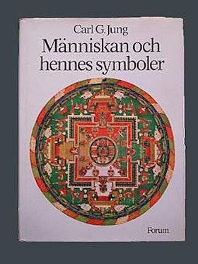 """Jung, Carl G, """"Människan och hennes symboler"""" BIBLIOTEKSINBUNDEN SLUTSÅLD"""