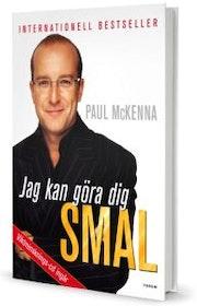 """McKenna, Paul, """"Jag kan göra dig smal"""" SLUTSÅLD"""