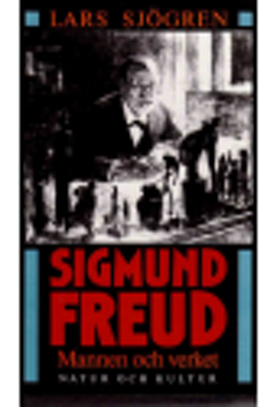 """Sjögren, Lars """"Sigmund Freud - Mannen och verket"""" INBUNDEN"""