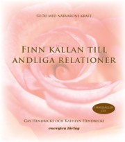 """Hendricks, Gay & Kathlyn """"Finn källan till andliga relationer - innehåller CD!"""" NYSKICK, ENDAST 1 EX!"""