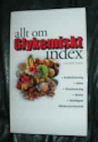 """Paulún, Fredrik, """"Allt om Glykemiskt index"""" POCKET"""