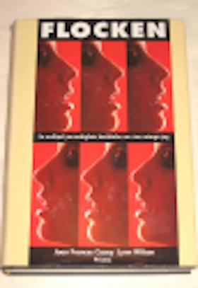 """Casey, Joan Frances & Wilson, Lynn """"Flocken - en multipel personlighets berättelse om sina många jag"""" INBUNDEN SLUTSÅLD"""