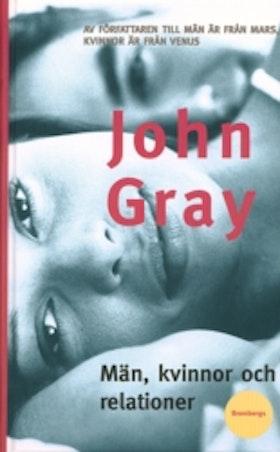 """Gray, John """"Män, kvinnor och relationer"""" KARTONNAGE"""