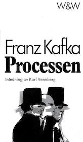 "Kafka, Franz ""Processen"" POCKET"