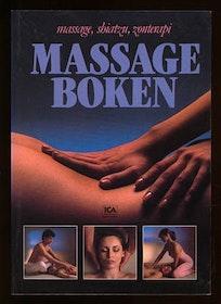 "Lidell, Lucinda ""Massageboken"" HÄFTAD"