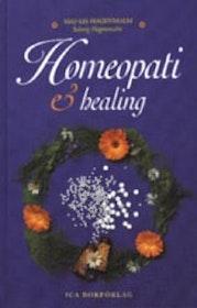 "Hagenmalm, Maj-Lis & Solveig ""Homeopati & healing"" KARTONNAGE SLUTSÅLD"