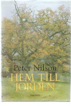 """Nilson, Peter, """"Hem till jorden"""" POCKET"""