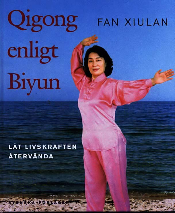 "Xiulan, Fan ""Qigong enligt Biyun"" POCKET"