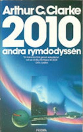 """Clarke, Arthur C., """"2010 - Andra rymdodyssén"""" INBUNDEN"""