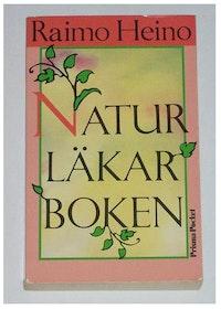 """Heino, Raimo, """"Naturläkarboken"""" POCKET"""