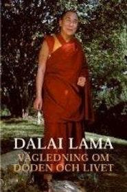 """Dalai Lama """"Vägledning om döden och livet"""" INBUNDEN SLUTSÅLD"""