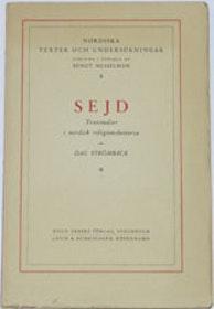 "Strömbäck, Dan, ""Sejd"" HÄFTAD 1935 SLUTSÅLD"