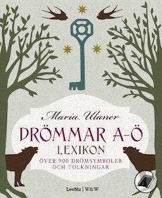 """Ulaner, Maria, """"Drömmar A-Ö - över 900 drömsymboler och tolkningar"""" INBUNDEN"""