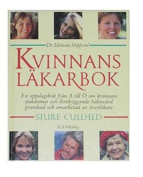 """Dr Miriam Stoppard, """"Kvinnans läkarbok"""" ENDAST 1 EX!"""
