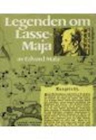 "Matz, Edvard, ""Legenden om Lasse-Maja - rapport om en stortjuv som blev diktare"" INBUNDEN SLUTSÅLD"