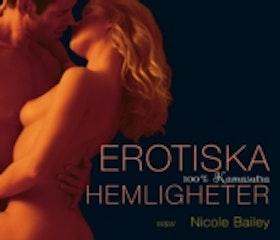 "Bailey, Nicole, ""Erotiska hemligheter - 100% Kamasutra"" INBUNDEN SLUTSÅLD"