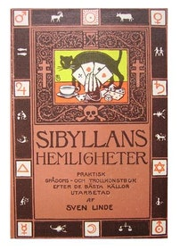"Linde, Sven, ""Sibyllans hemligheter"" INBUNDEN (1974) SLUTSÅLD"
