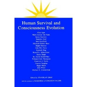 "Grof, Stanislav M.D., (red.) ""Human Survival and Consciousness Evolution"" ENDAST 1 EX!"