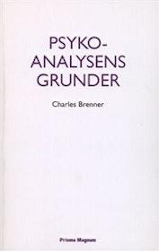 """Brenner, Charles """"Psykoanalysens grunder"""" HÄFTAD"""
