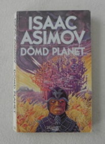 "Asimov, Isaac ""Dömd planet"" POCKET"