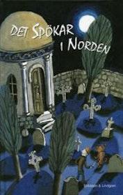 """Eriksson & Lindgren (red) """"Det spökar i Norden"""" INBUNDEN"""