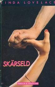 """Lovelace, Linda, """"Skärseld"""" KARTONNAGE"""