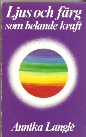 """Langlé, Annika, """"Ljus och färg som helande kraft"""" KARTONNAGE"""