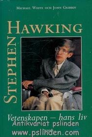 """Hawking, Stephen """"Vetenskapen - hans liv"""" INBUNDEN"""
