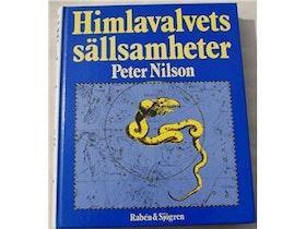 """Nilson, Peter, """"Himlavalvets sällsamheter: En resa genom myter och historia"""" KARTONNAGE"""