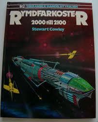 """Cowley, Stewart """"Rymdfarkoster"""" INBUNDEN"""