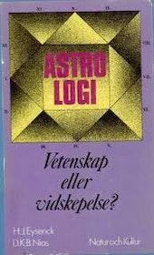 """Eysenck, H J & Nias, D K B, """"Astrologi - Vetenskap eller vidskepelse?"""" KARTONNAGE"""