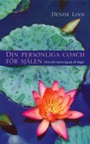 """Linn, Denise """"Din personliga coach för själen : finn ditt sanna jag på 28 dagar"""" INBUNDEN SLUTSÅLD"""
