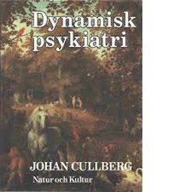 "Cullberg, Johan ""Dynamisk psykiatri"" INBUNDEN"