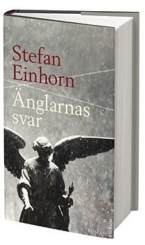"Einhorn, Stefan, ""Änglarnas svar"" INBUNDEN NYSKICK, ENDAST 1 EX!"