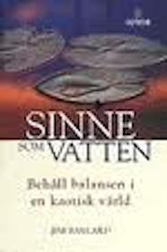 """Ballard, Jim """"Sinne som vatten - behåll balansen i en kaotisk värld"""" KARTONNAGE"""