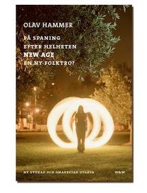 """Hammer, Olav """"På spaning efter helheten : new Age - en ny folktro"""" INBUNDEN"""