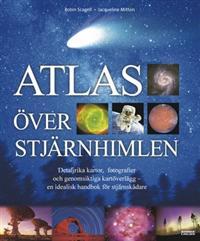 """Scagell, Robin & Mitton, Jacqueline """"Atlas över stjärnhimlen"""""""