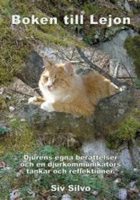 """Silvo, Siv """"Boken till Lejon"""" KARTONNAGE"""