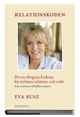 "Rusz, Eva ""Relationskoden"" INBUNDEN"