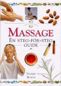"""Worth, Yvonne """"Massage - En steg-för-steg guide"""" INBUNDEN"""