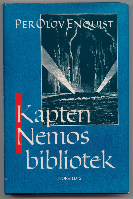 "Enquist, Per Olov ""Kapten Nemos bibliotek"" INBUNDEN"