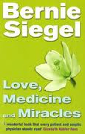 "Siegel, Bernie ""Love, Medicine and Miracles"" HÄFTAD"