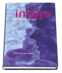 """Simon, Jette Sinkjaer """"Imago - kärlekens terapi"""" INBUNDEN"""