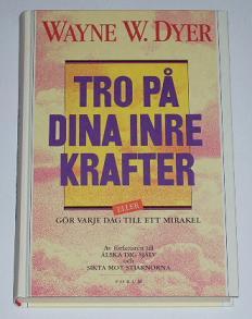 """Dyer, Wayne W., """"Tro på dina inre krafter""""  POCKET"""