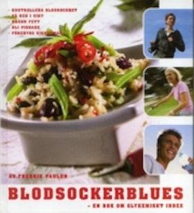 """Paulún, Fredrik """"Blodsockerblues - en bok om glykemiskt index"""" CD skivor, ljudbok"""