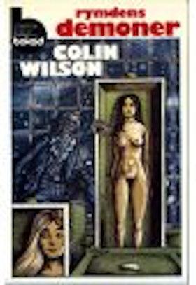 "Wilson, Colin, ""Rymdens demoner"" ENDAST 1 EX!"